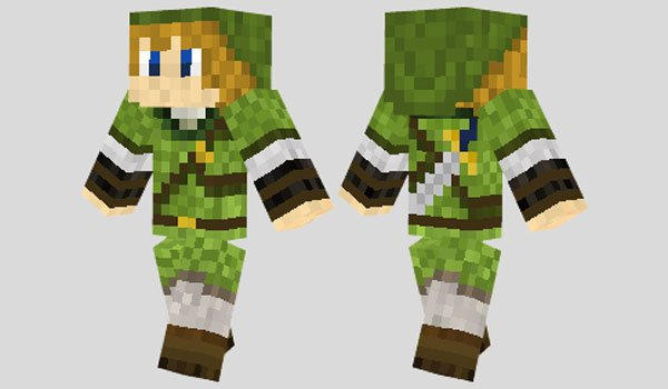 Link Skin for Minecraft