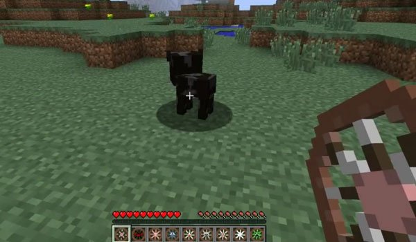 Animal Bikes Mod for Minecraft 1.7.2 and 1.7.10