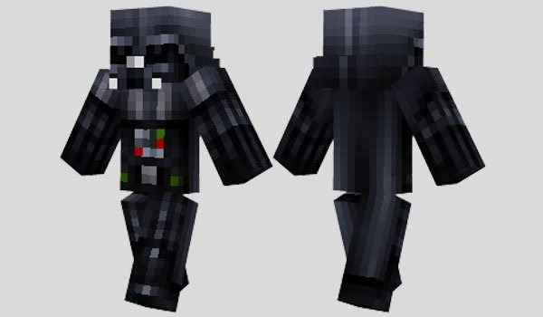 Darth Vader Skin for Minecraft