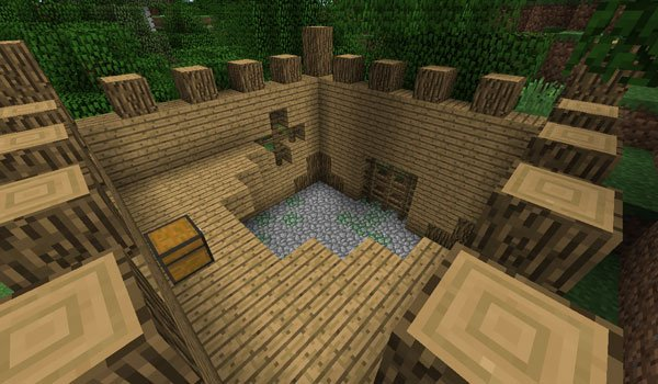 Dungeon Pack Mod for Minecraft 1.7.2 and 1.7.10