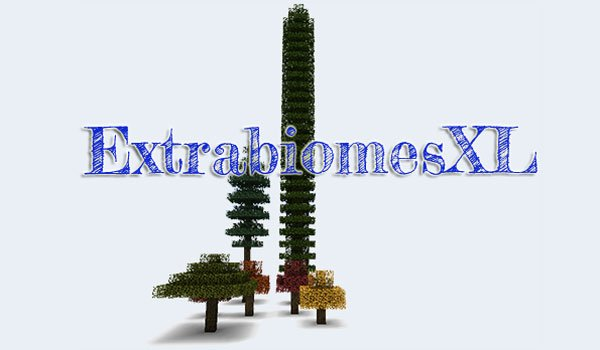 Extrabiomes XL Mod for Minecraft 1.7.10