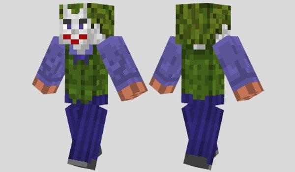 Joker Skin for Minecraft