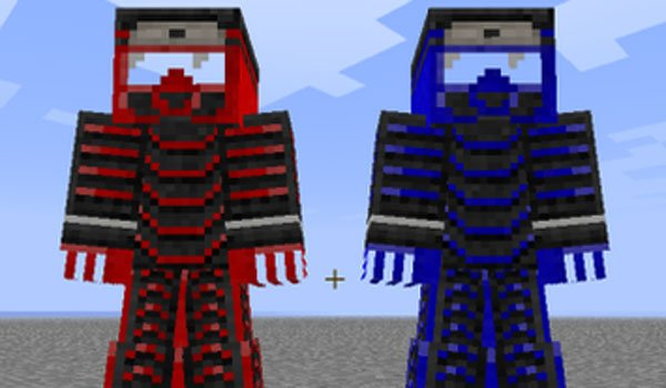 Paintball Mod for Minecraft 1.7.2 and 1.7.10