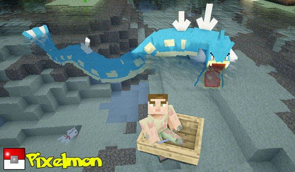 Pixelmon Mod for Minecraft 1.8 and 1.7.10