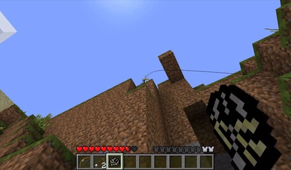 Ropes Plus Mod for Minecraft 1.7.2 and 1.7.10