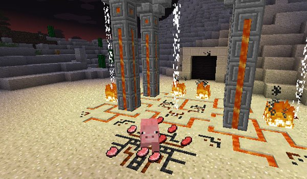 The Runic Dust Mod for Minecraft 1.5