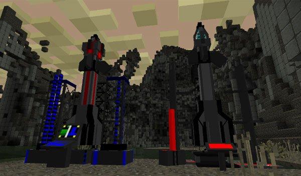 ICBM Mod for Minecraft 1.4.7