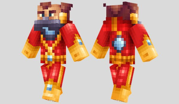 Lazerbreath Skin for Minecraft