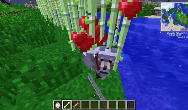 Doggy Talents Mod for Minecraft 1.7.2 and 1.7.10