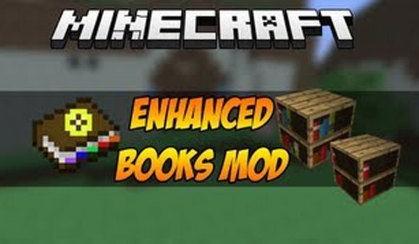 Enhanced Books Mod for Minecraft 1.6.2 and 1.5.2