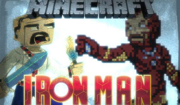Iron Man Mod for Minecraft 1.3.2