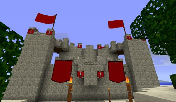 Middle Age Mod for Minecraft 1.5.2