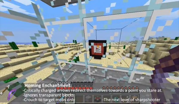 More Enchantments Mod for Minecraft 1.8 and 1.7.10