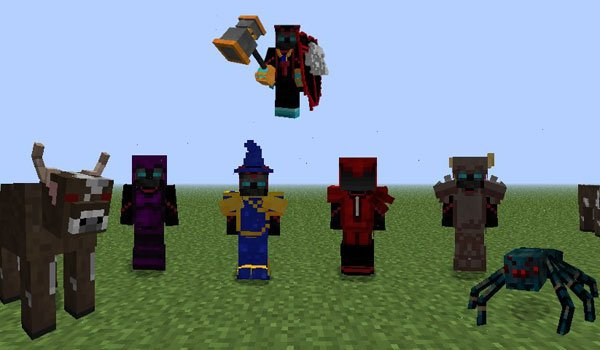 RPG Inventory Mod for Minecraft 1.7.2 and 1.6.4