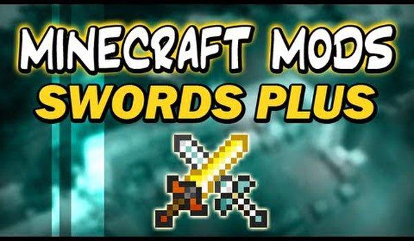 Swords Plus Mod for Minecraft 1.3.2