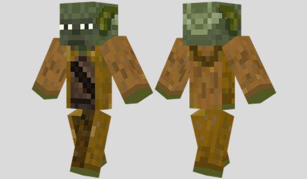 Yoda Skin for Minecraft