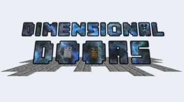 Dimensional Doors Mod for Minecraft 1.6.2 and 1.6.4