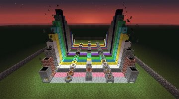 Fireplace Mod for Minecraft 1.7.2 and 1.6.2