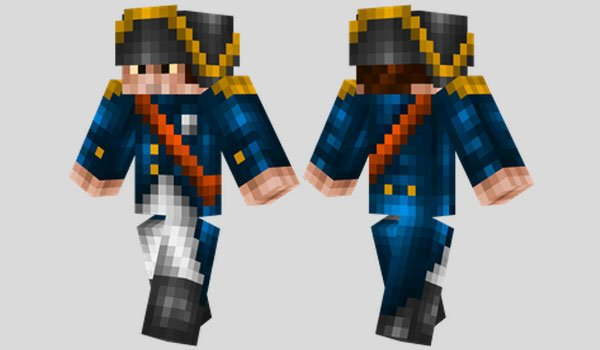 Napoleon Skin for Minecraft