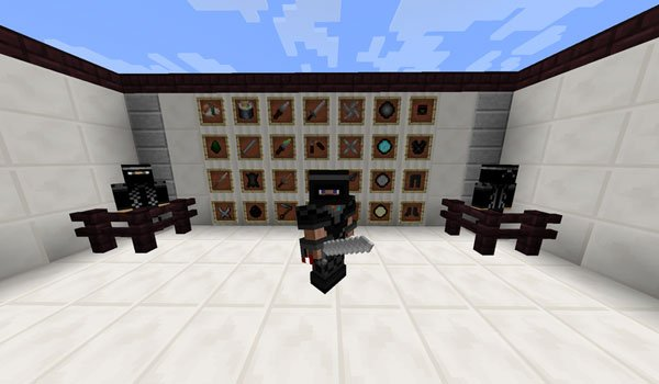 Ninja Mod for Minecraft 1.5.2