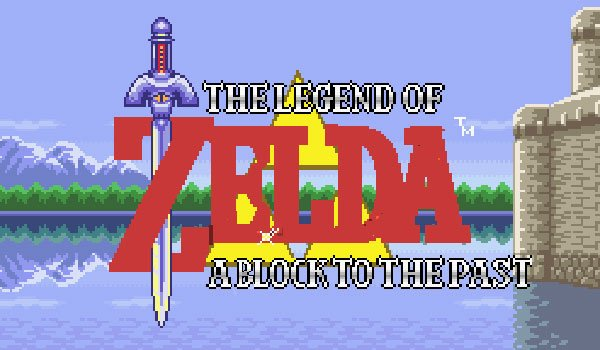 Legend of Zelda: Block to the Past Map for Minecraft 1.5.1