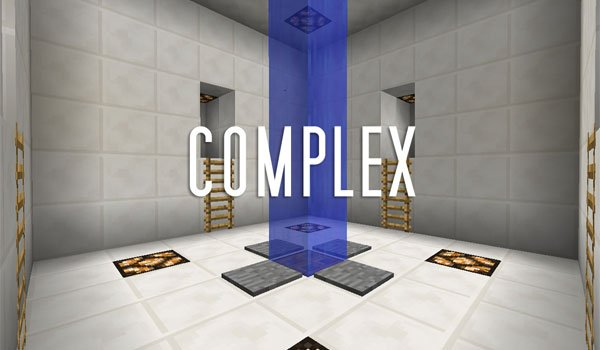 Complex Map for Minecraft 1.5.2