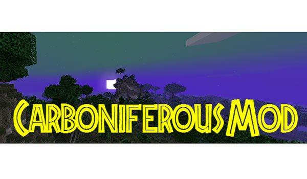 Carboniferous Mod for Minecraft 1.5.2