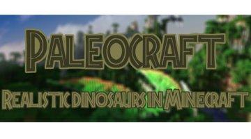 PaleoCraft Mod for Minecraft 1.6.2 and 1.7.10