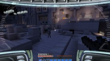 Rise of the Rebellion Map for Minecraft 1.6.2