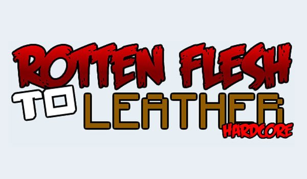 Rotten Flesh to Leather Mod for Minecraft 1.6.2