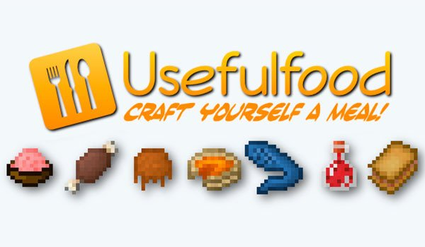 UsefulFood Mod for Minecraft 1.7.10