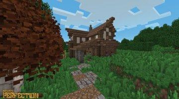 Pixel Perfection Texture Pack for Minecraft 1.10 and 1.9