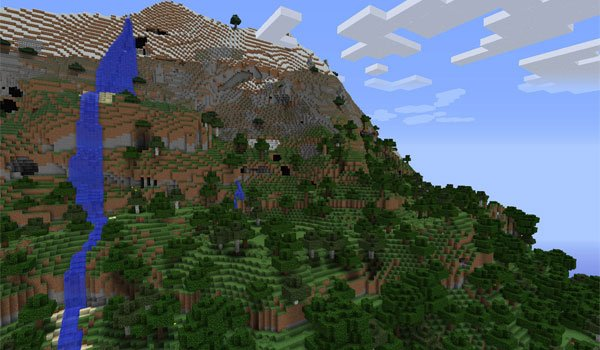 Alternate Terrain Generation Mod for Minecraft 1.7.2 and 1.7.10