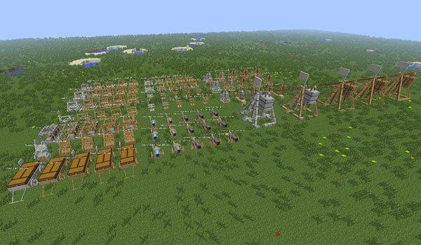 Ancient Warfare Mod for Minecraft 1.7.10