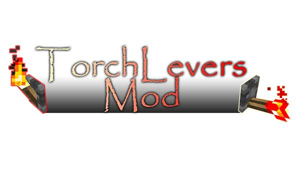 Torch Levers Mod for Minecraft 1.7.10