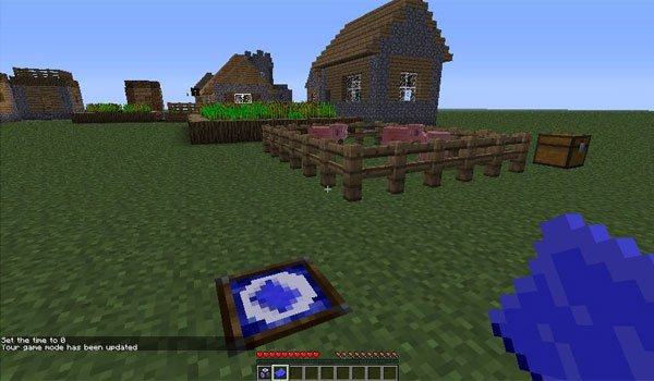 Travelling House Mod for Minecraft 1.6.4