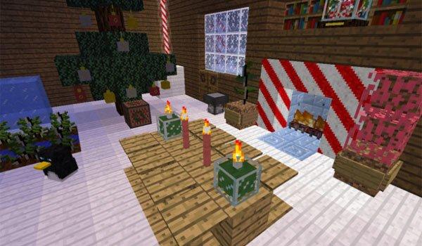 Christmas Festivities Mod for Minecraft 1.7.10