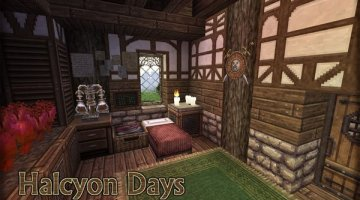 Halcyon Days Texture Pack for Minecraft 1.7.2