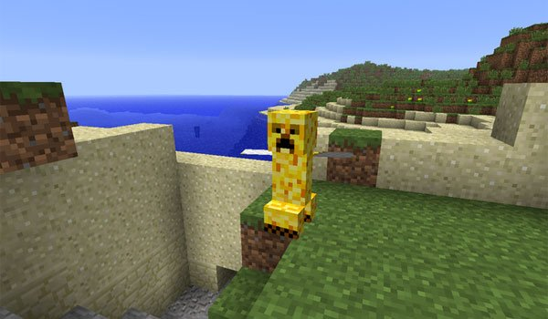 CreeperSpecies Mod for Minecraft 1.7.2 and 1.7.10