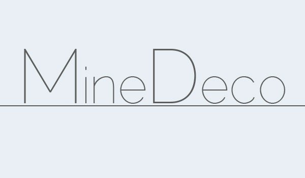 MineDeco Mod for Minecraft 1.7.2