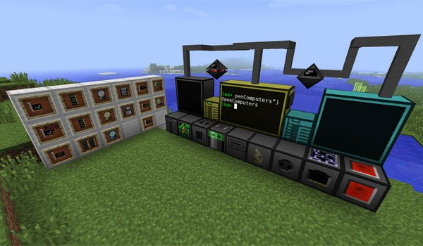 OpenComputers Mod for Minecraft 1.7.10 and 1.7.2