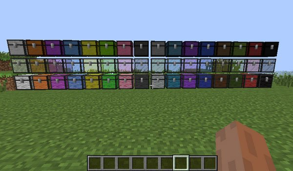 Chest Plus Mod for Minecraft 1.7.2