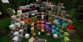 Flows HD Texture Pack for Minecraft 1.8