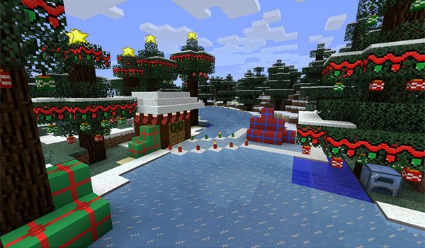 WinterCraft Mod for Minecraft 1.7.10 and 1.7.2