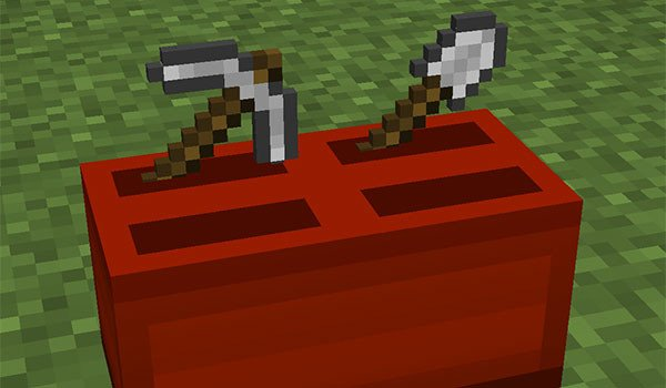 Toolbox Mod for Minecraft 1.7.10