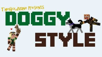 DoggyStyle Mod for Minecraft 1.8.9 and 1.7.10