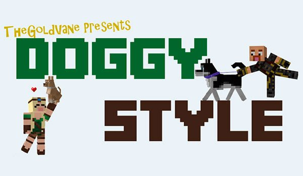DoggyStyle Mod for Minecraft 1.7.10