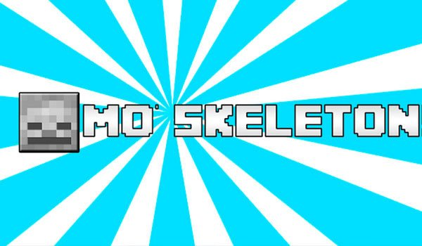 Mo' Skeletons Mod for Minecraft 1.7.2 and 1.7.10