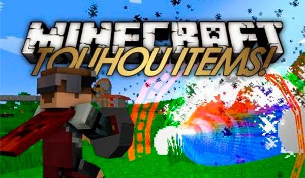 Touhou Items Mod for Minecraft 1.7.10