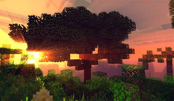Ancient Trees Mod for Minecraft 1.7.10